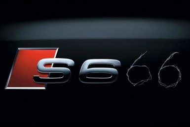 3D Audi S6 Automotive Advertising Illustration