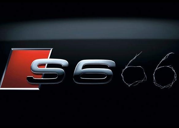 3D Audi S6 Automotive Advertising Illustration