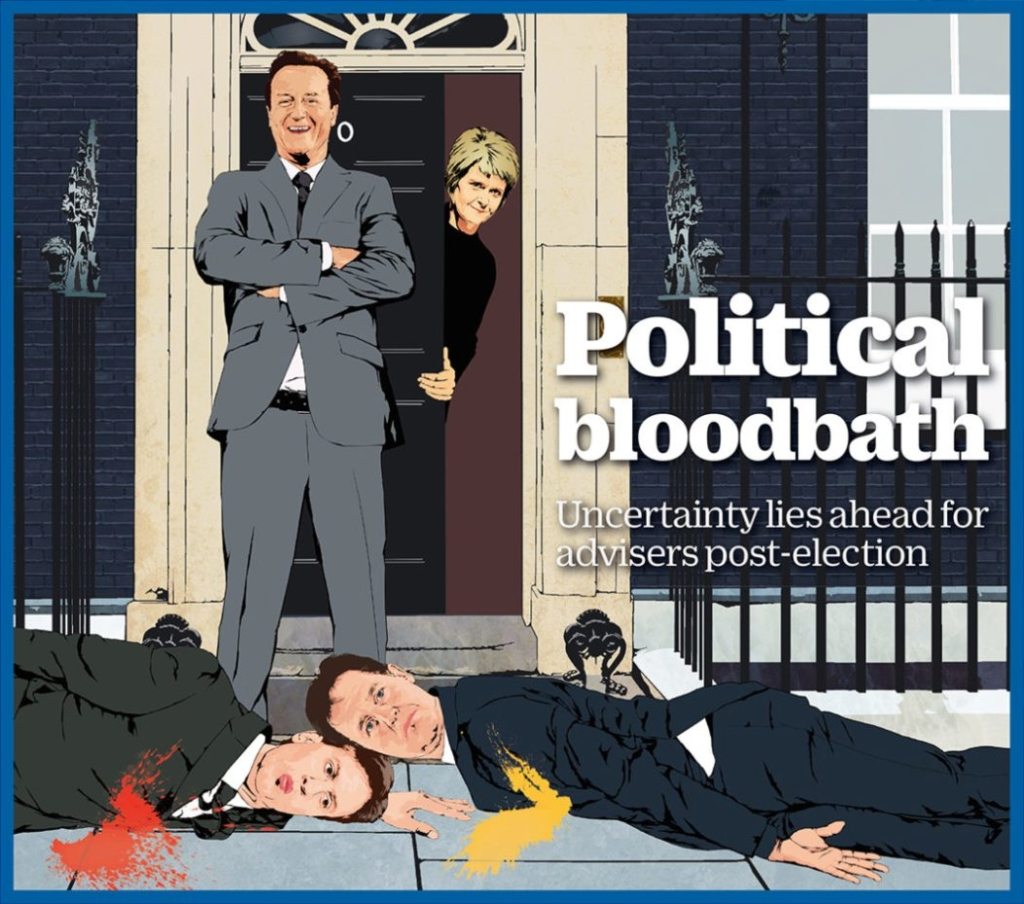 2D Graphic Style Political Digital illustration