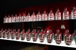 3D Chivas Regal Bar Illustration