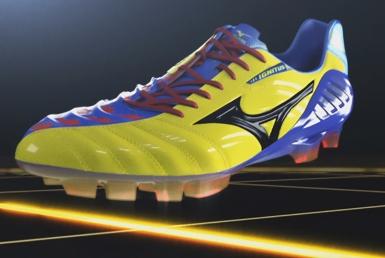 3D Ignitus Football Boot Product Illustration Thumbnail