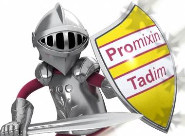 3D Knight in Shining Armour Character Illustration Thumbnail