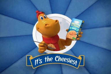 3D Mc Cheese Cartoon Food Advertisement Animation Thumbnail