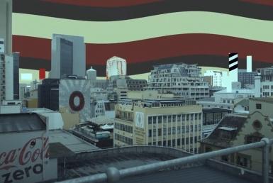 2D Coke Zero Motion Graphics Commercial