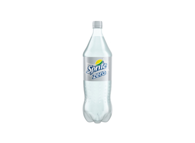 3D Sprite Zero Bottle Illustration Thumbnail