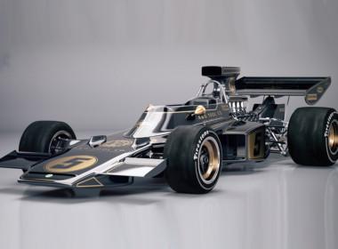 3D Formula One Race Car Automotive Illustration Thumbnail