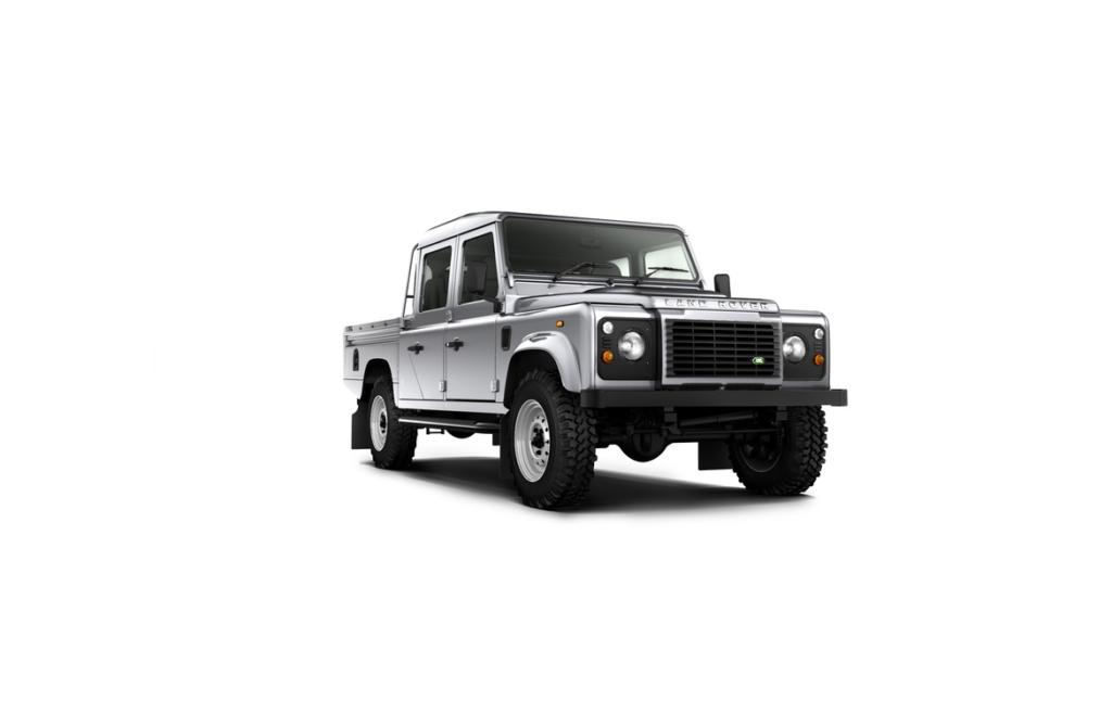 3D LandRover Defender Automotive Illustration Thumbnail