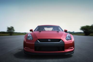 3D Nissan GTR Automotive Illustration Thumbnail