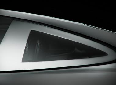 3D Porsche Car Door Side View Automotive Illustration Thumbnail