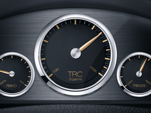 3D TBS Car Dashboard Graphic Illustration Thumbnail