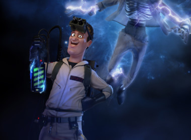3D Ray Stanz Ghostbusters Character Illustration Thumbnail