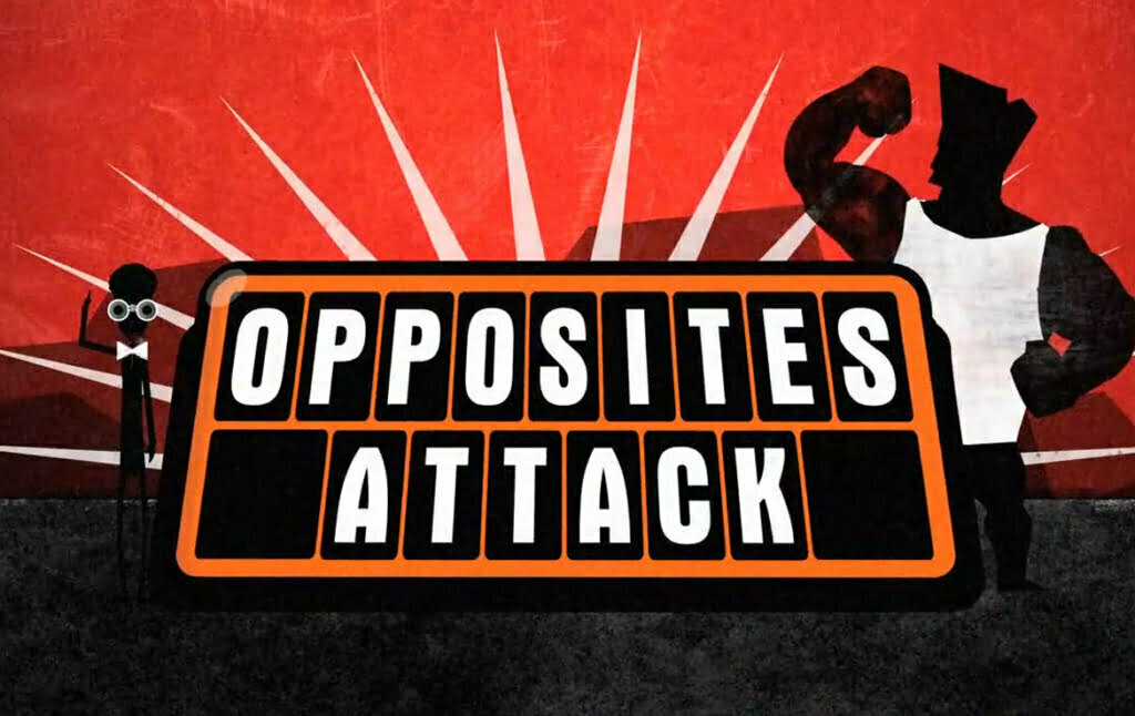 2D Opposites Attack Animation Thumbnail