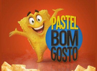 2D Pasta Character Advertising Illustration Thumbnail