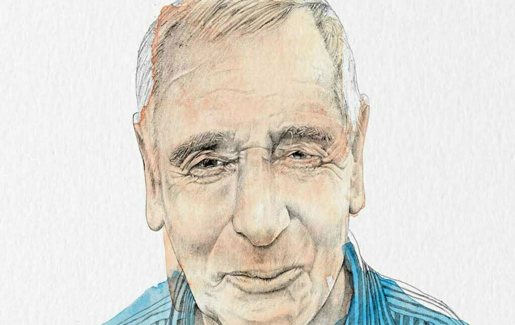 2D Portrait Illustration