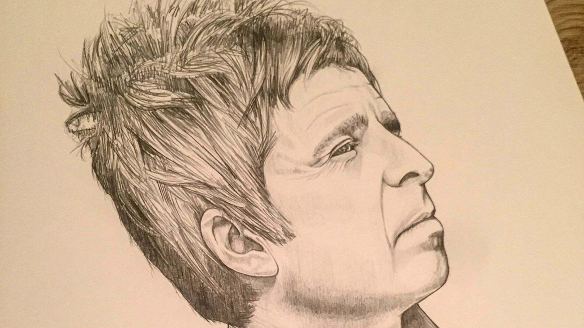 2D Portrait Illustration man 4