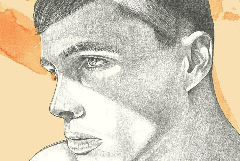 2D Portraits Illustration Man 5