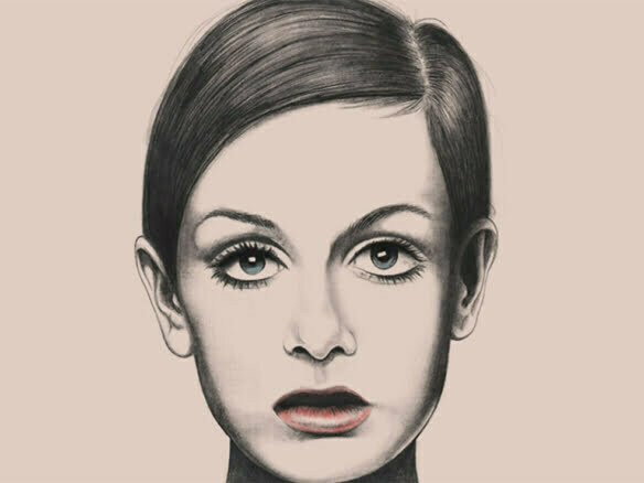 2D Portraits Illustration Woman 2