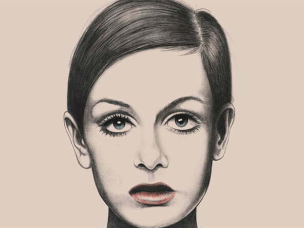 2D Portraits Illustration Woman 2