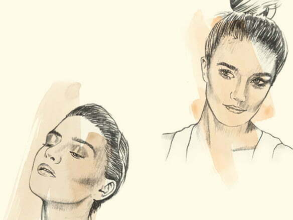 2D Portraits Illustration Women 7