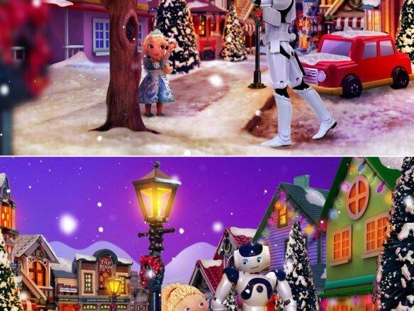 Christmas Concept Art Image