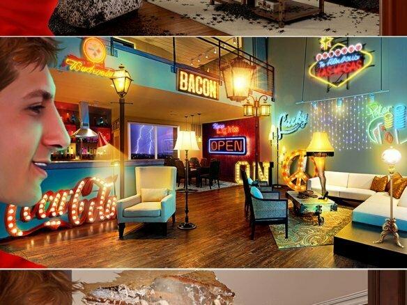 Hyper Realistic Storyboards Interior Scenes