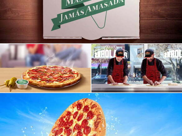 2D Realistic Style Food Advertising Storyboard