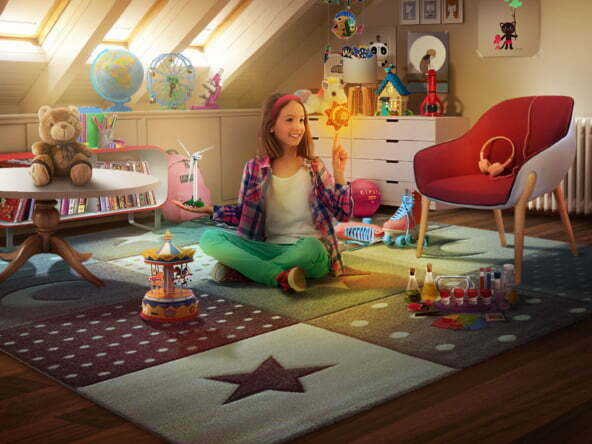 Hyper Realistic Concept Art Illustration